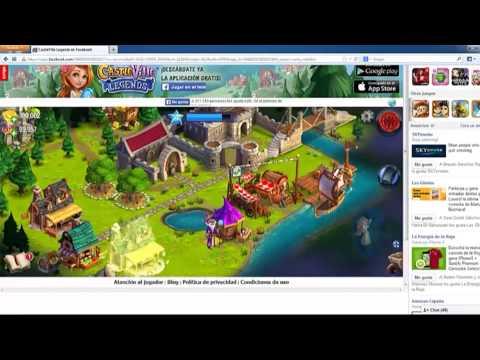 Castleville legends hack