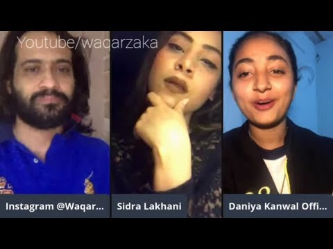 Champions With Waqar Zaka Episode 24 | Dania Kanwal & Sidra Lakhani On Video Call from YouTube · Duration:  16 minutes 12 seconds