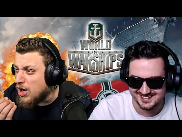 TheVR vs WoWS | World of Warships #HIGHLIGHTS