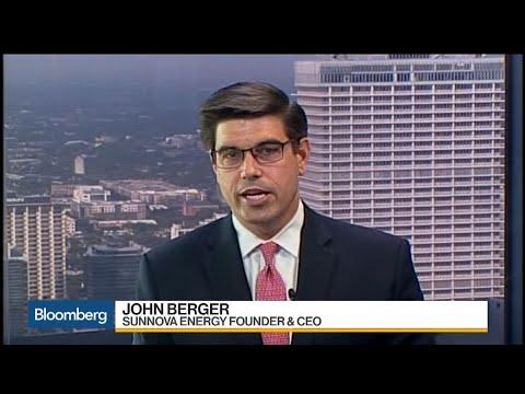 Sunnova Energy CEO on Growth of Solar Power Market