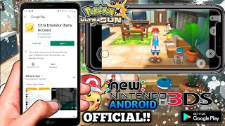 [OFFICIAL] CITRA NEW 3DS ANDROID EMULATOR!! DOWNLOAD & PLAY POKEMON 3DS GAMES ON ANDROID
