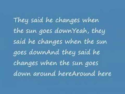 When the sun goes down Arctic monkeys Lyrics - YouTube