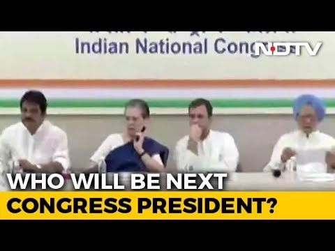 Rahul Gandhi's Insistence, Congress's 5 Group Meetings To Pick New Chief