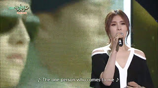 Download GUMMY (거미) - You Are My Everything [Music Bank Special Stage / 2016.04.15]