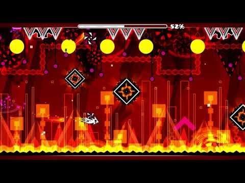 Geometry Dash: Absolute Meltdown (Hard Demon) by Panman