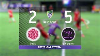 Обзор матча IPnet 2 5 ФК Фокус Турнир по мини футболу в городе Киев