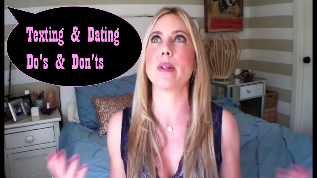 dating dos and donts 2016