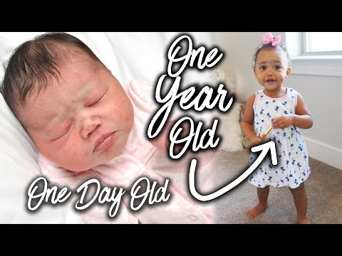 Ziya's 1 Year Update | The Truth About #MomLife