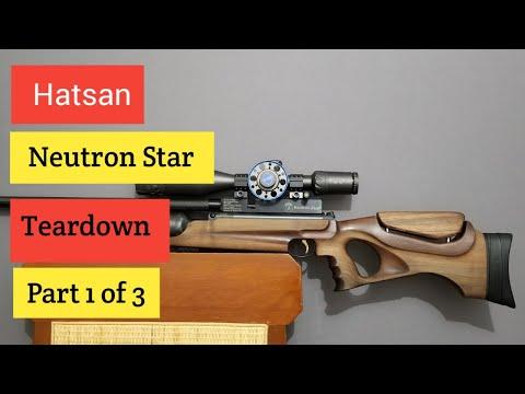 Hatsan Neutron Star Teardown Part 1 Of 3