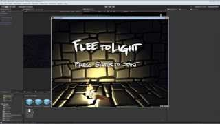 Ludum Dare 28 : Flee To Light. Timelapse: 48 hours in 30 minutes