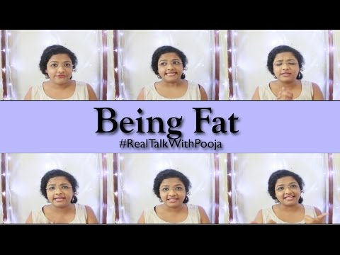 what-is-it-like-being-fat---#realtalkwithpooja