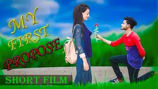 Propose | প্রপোজ | Bangla New Short Film 2019 | Bengali Love Story | Aryan Raj | Rumana | Mukul