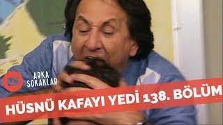 Hüsnü'lere Nazike Geldi Herkes Çıldırdı 138. Bölüm