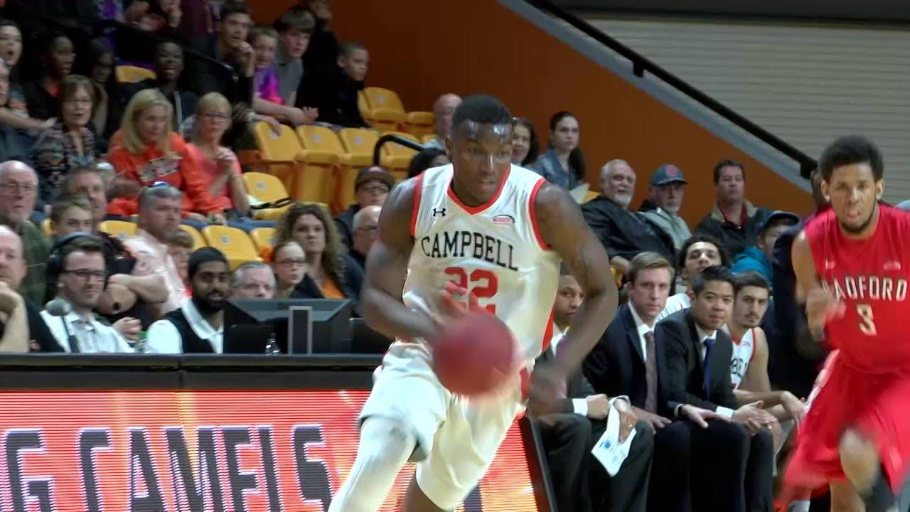Campbell Mens Basketball Vs Radford