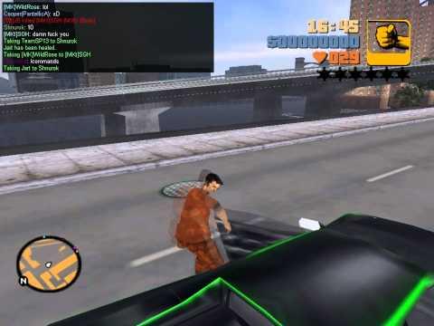 GTA 3 Liberty Unleashed fun