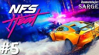 Zagrajmy w Need for Speed Heat PL odc. 5 - Skonfiskowanie auta
