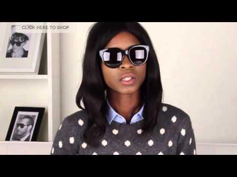 Celine Audrey CL 41755 POLARIZED Sunglasses Review | SmartBuyGlasses