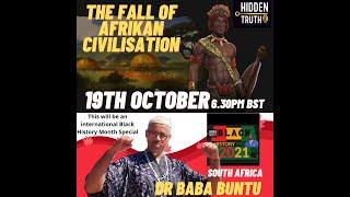 FALL OF AFRIKAN CIVILSATION
