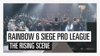 Rainbow Six: Siege - The Rising Scene