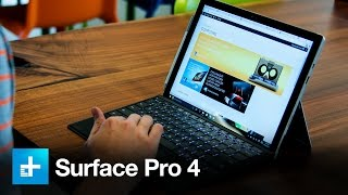Microsoft Surface Pro 4 - Review
