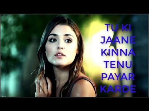 Rab Kare Tenu Bus Us Din Chada New Punjabi Romantic Song || Hayat & Murat