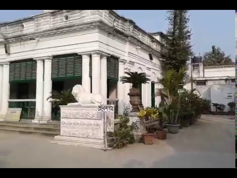 Jagat Seth House Murshidabad - Exhibition of Old Antique Collections