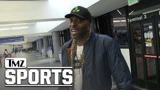 John Salley Implies He Knows Carmelo Anthony Is Joining the Lakers | TMZ Sports