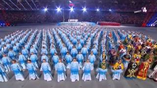 hymne Russe JO 2014 paralympique Sotchi Sochi Со́чи Россия гимн anthem  Russia Russian Olympic Games
