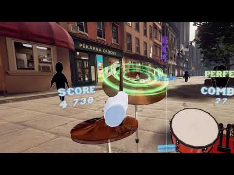 Drummer Talent VR part2 |