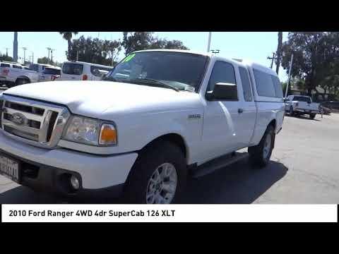 2010 Ford Ranger Signal Hill Long Beach Seal Lakewood Carson F4550m Caruso Loncoln