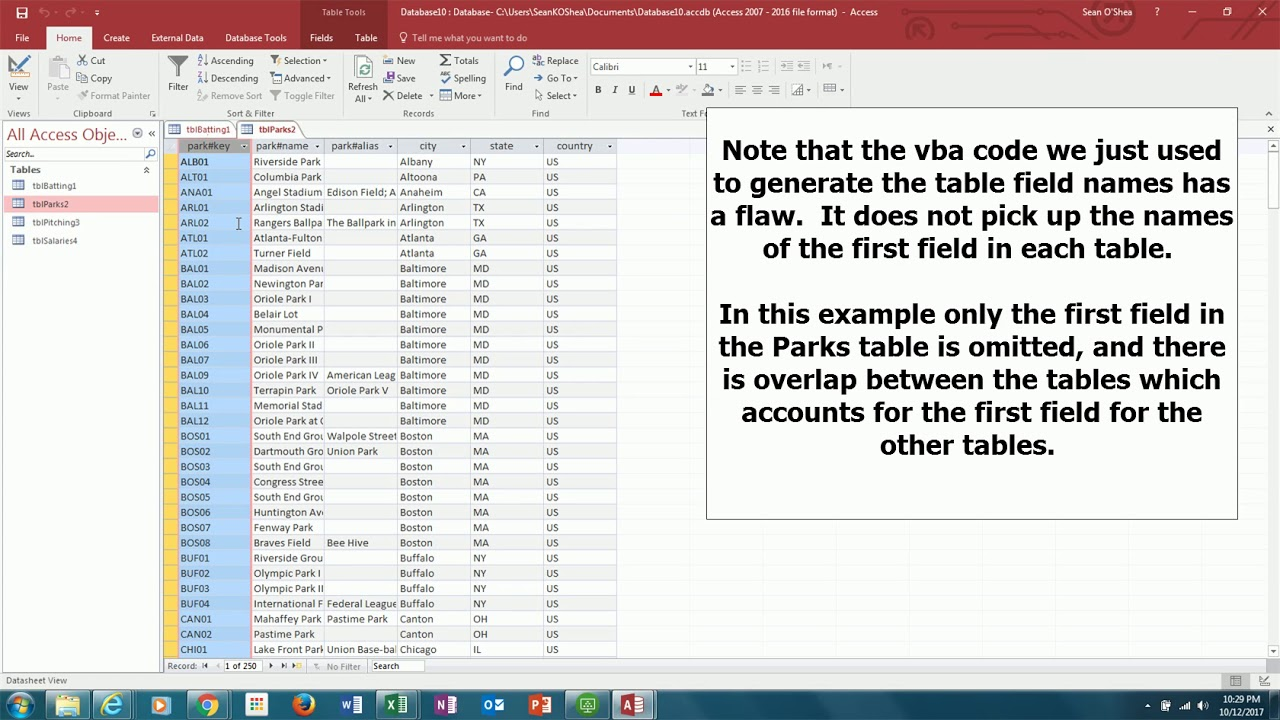 Combine Multiple Excel Files With Both Matching And Differing Fields