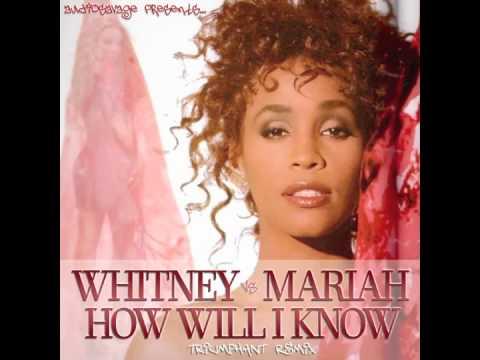 Whitney Houston x Mariah Carey - How Will I Know (AudioSavage's Triumphant Remix)