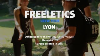 Freeletics Crew Tour 2017 | Lyon, France
