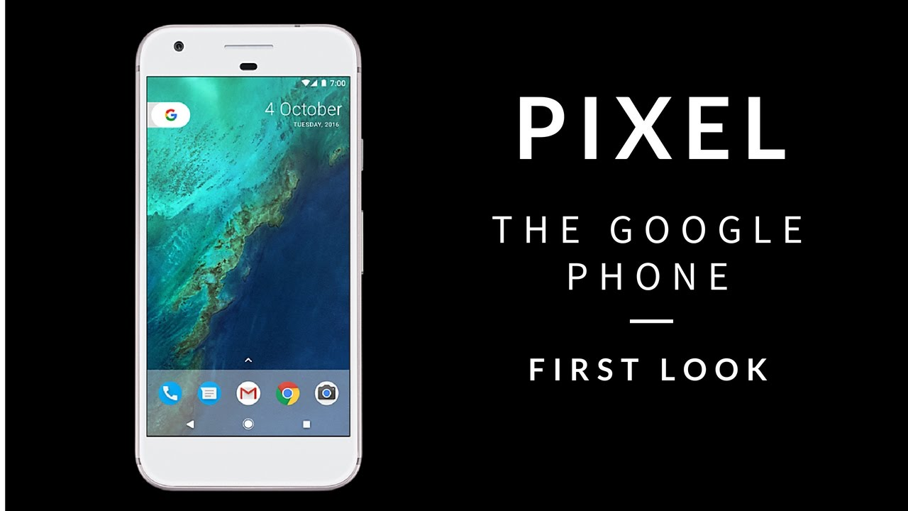 Download Google Pixel phone first look   the ultimate small phone