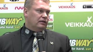 11.11.2014 KalPa - Ilves lehdistötilaisuus