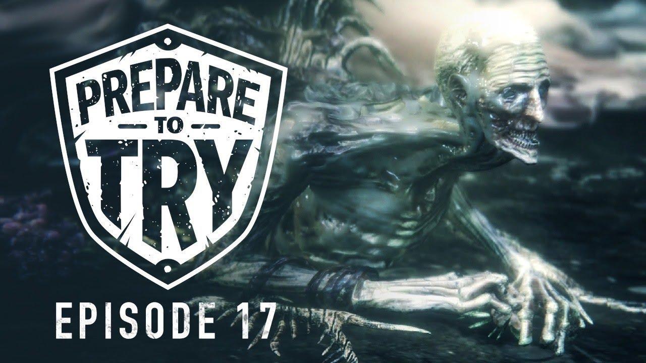 Prepare To Try Bloodborne: Episode 17 – Fishing Hamlet & Orphan of Kos