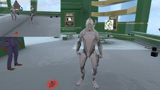 Excalibur Prime in VRchat
