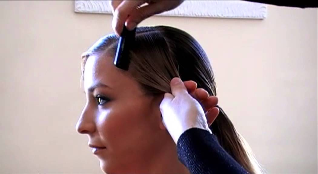 Más cautivador peinados de fallera Fotos de consejos de color de pelo - Peinado de fallera con raya al lado - YouTube