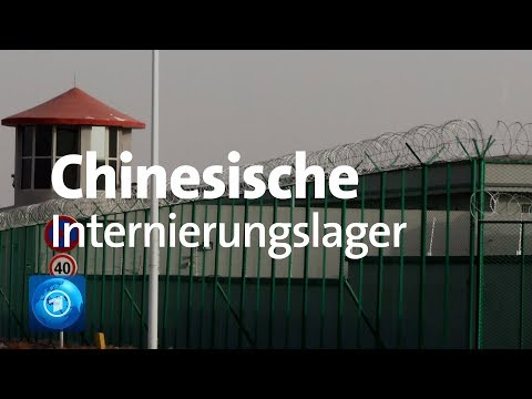Systematische Unterdrückung von Uiguren in China