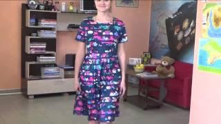 Летние женские платья от Фаберлик  Видео обзор, реальные вещи