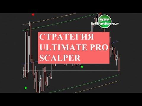 Ultimate Pro Scalper. Выжимаем только самый минимум