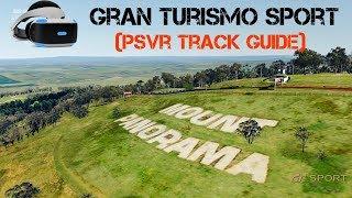 GT Sport - (PSVR) BATHURST TRACK GUIDE (Viper GR.4)
