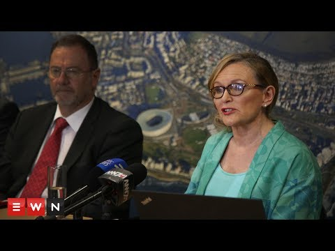 Helen Zille implores Cape Town residents to stick to 50 litre water limit.