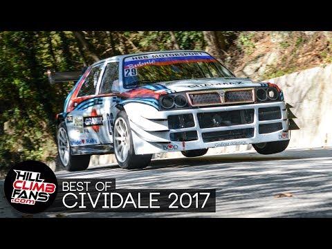 BEST of Hill Climb Cividale 2017