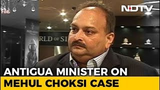 Mehul Choksi Wouldn't Be Citizen If We Knew Of Charges: Antigua Minister