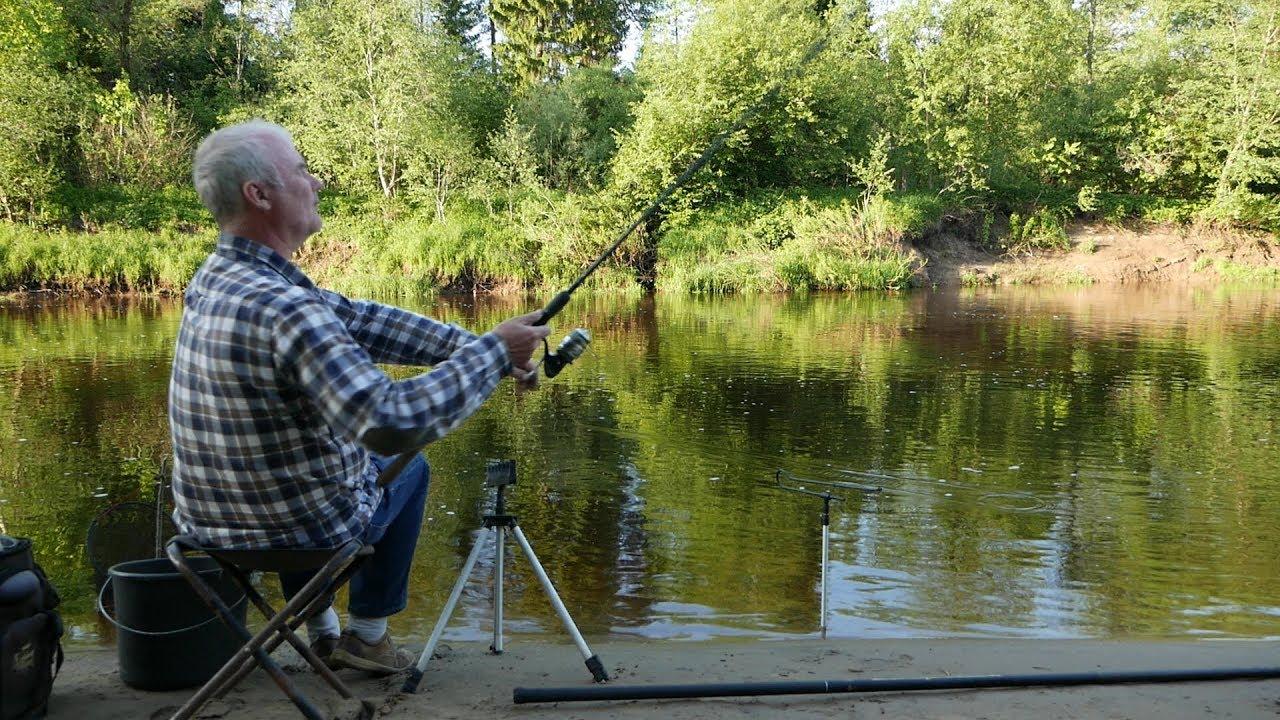 Рыбалка на реке Дубна в мае. Ловля фидером на течении. Район Вербилок.