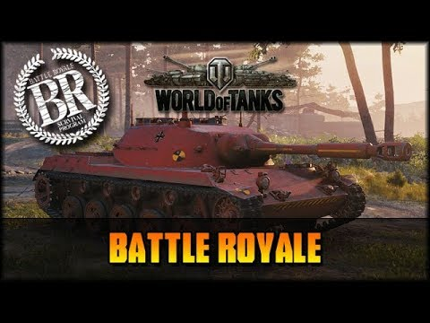 World of Tanks - Battle Royale - Ich rieche Hühnchen! :D [ deutsch ? gameplay ] thumbnail