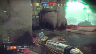 Destiny Fun Game - D2 clikbait trials carry on a Tuesday - 1v1s and PVP Grind