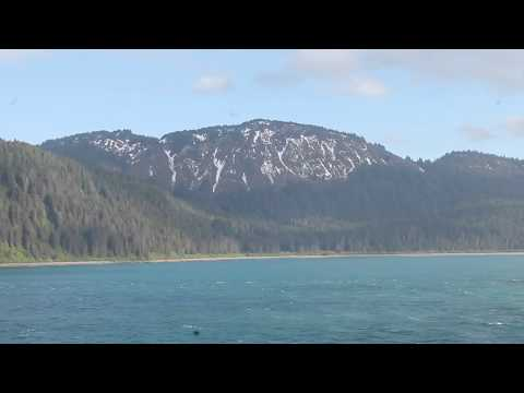 [Slow TV] Cruising North side of Chichagof Island, Alaska