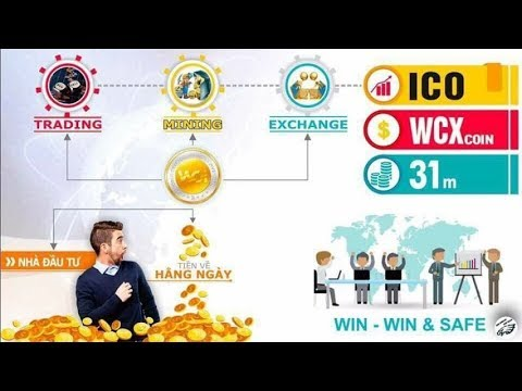 WCI ENGLISH VERSION - POTENTIAL CRYPTO CURRENCY MARKET AND WCI WCXCOIN